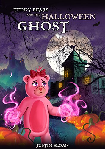 Teddy Bears and the Halloween Ghost