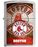 MLB Boston Red Sox Color Zippo Lighter