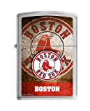 MLB Boston Red Sox Color Zippo Lighter