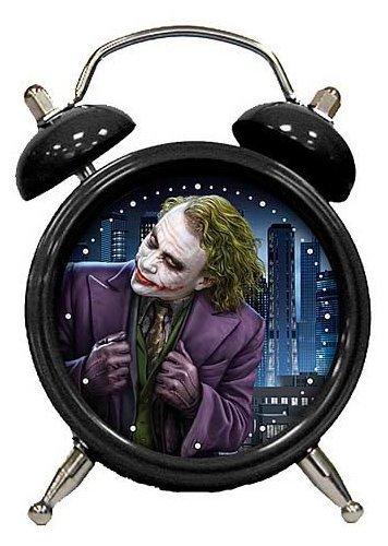 Dark Knight Joker Mini-Clock