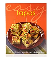 Easy Tapas Recipe Book