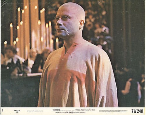 OLIVER REED/THE DEVILS/8X10 ORIGINAL LOBBY CARD CC3408 (Devils Oliver Reed compare prices)