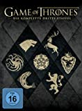 Game of Thrones Staffel 3 (Digipack) (exklusiv bei Amazon.de) [Limited Edition]