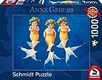 Schmidt Spiele Puzzle 59358 - Anne Ge...