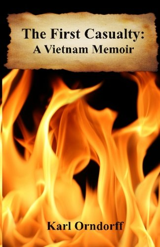 Image of The First Casualty - A Vietnam Memoir