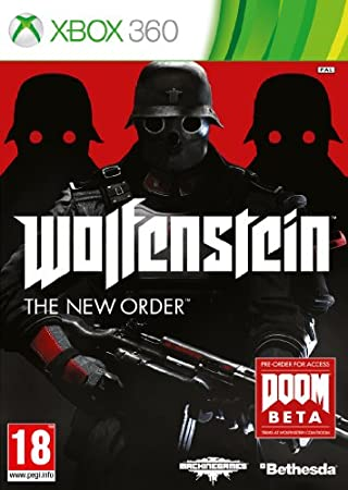 Wolfenstein: The New Order (Xbox 360)