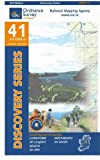 Ordnance Survey Ireland Discovery 41 Longford Meath Westmeath (Irish Discovery Series)