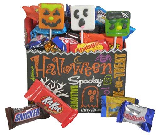 Happy Halloween! Frankenstein, Ghost, and Jack-o-lantern