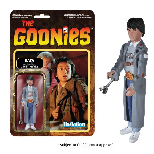 Funko The Goonies Data ReAction Figure