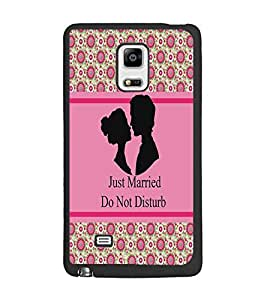 PrintDhaba Quote D-3830 Back Case Cover for SAMSUNG GALAXY NOTE 4 EDGE (Multi-Coloured)