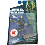 Star Wars Bounty Hunter Jodo Kast 3-3/4 Inch Scale Exclusive Action Figure with Removable Helmet