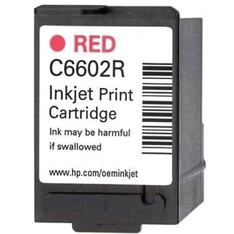 C6602R - HP C6602R, 10 - 90, -30 - 60, 102 x 89 x 51 INKJET PRINT CARTRIDGE