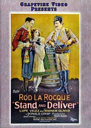 Stand & Deliver [DVD] [1928] [Region 1] [US Import] [NTSC]