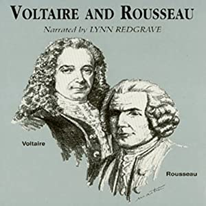Voltaire and Rousseau Audiobook