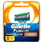 Gilette Fusion ProGlide Power Pack de...