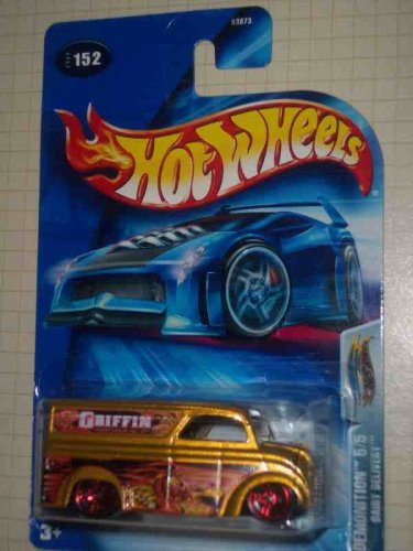 2004 Dairy Delivery Hot Wheels Collectible - Demonition Series - 152 - 1