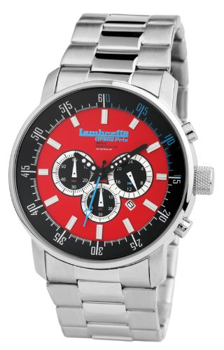 Lambretta 2152red Imola Mens Watch
