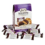 Jer's Squares Toffee Break Dark Chocolate - 4 oz.