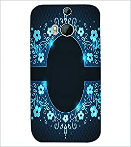 PRINTSWAG PATTERN Designer Back Cover Case for HTC ONE M8s