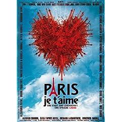 Umschlag von 'Paris je t'aime'