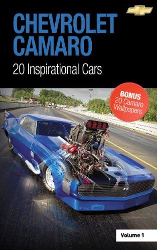 chevrolet-camaro-20-inspirational-cars-volume-1-english-edition