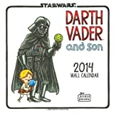 Darth Vader and Son 2014 Wall Calendar (Star Wars)