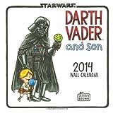 Darth Vader and Son 2014 Wall Calendar (Star Wars)