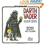 Darth Vader and Son 2014 Wall Calenda...