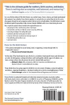 the birth partner penny simkin pdf free