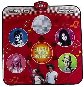 High School Musical Dance Mat Amazon Co Uk Toys Amp Games