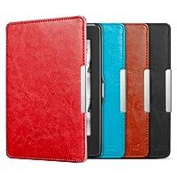 Anker Kindle Paperwhite PUレザーケース 軽量・シンプルなデザイン【生涯保証】