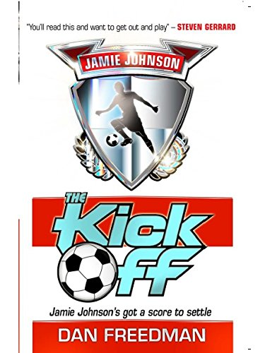 Jamie Johnson: Kick Off