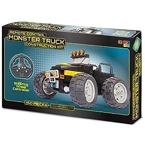 remote control monster truck construction kit. Black Bedroom Furniture Sets. Home Design Ideas