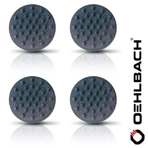 OEHLBACH-Shock-Absorber-4-Stck-elastisch-schwarz-55038