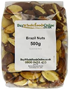 Brazil nuts whole foods