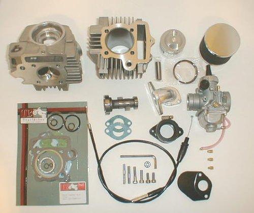 TB 114cc Bore Kit w RACE head (trx90)