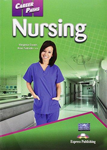 Nursing : 2 volumes (2CD audio) (Career Paths)