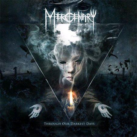 Pop CD, Mercenary - Through Our Darkest Days (+1 Bonus Track)[002kr]