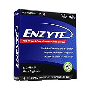 enzyte penis pills