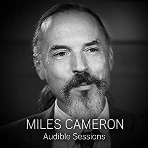 FREE: Audible Sessions with Miles Cameron Speech
