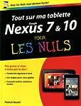 Tout sur ma tablette Google Nexus 7 P...
