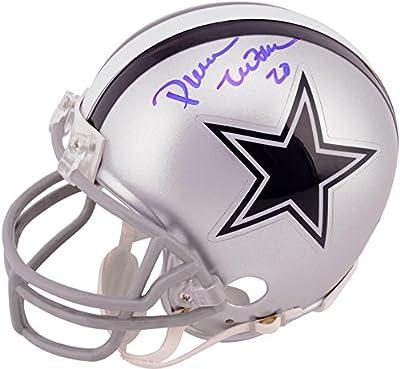 Darren McFadden Dallas Cowboys Autographed Riddell Mini Helmet - Fanatics Authentic Certified - Autographed NFL Mini Helmets
