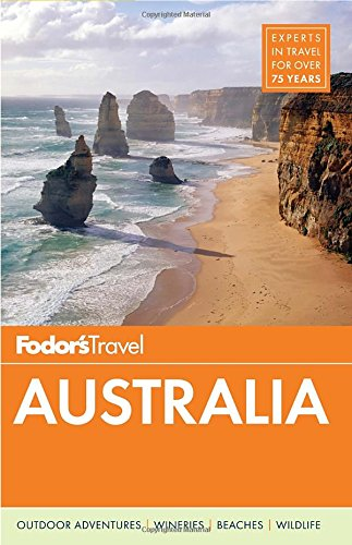 Fodor's Australia (Full-color Travel Guide)