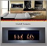 Ethanolkamin und Gelkamin - Kamin -Model Tornado - Wählen Sie