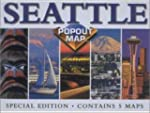 Seattle (USA PopOut Maps)