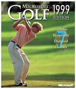 Microsoft Golf 1999 Edition - PC