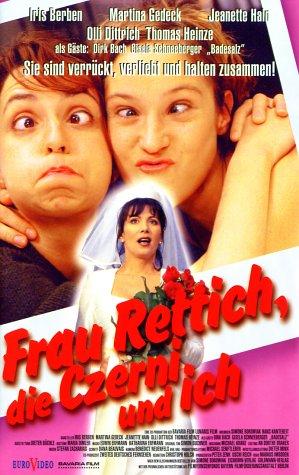 Frau Rettich, die Czerni und ich [VHS]