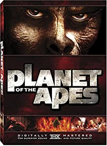 "Cover of ""Planet of the Apes [Blu-ray]"""