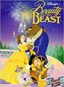 Beauty and the beast book cover