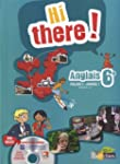 Anglais 6e Hi there! (1DVD)